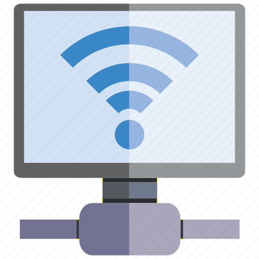 communicate, connection, electronic, internet, network, wifi icon
