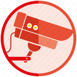 camera, cctv, electronics, home security, protect, secure, security icon