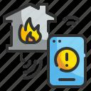 alarm, alert, danger, exclamation, notification, triangle, warning