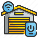 buildings, car, electronic, garage, mechanic, mews, technology