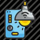illumination, invention, technology, light, electronics, electricity, idea icon