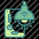 electricity, electronics, idea, illumination, invention, light, technology
