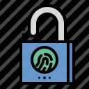 padlock, password, privacy, security, locked