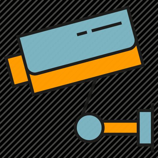 camera, cctv, electronic, security, surveillance icon