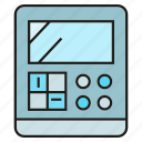 device, gadget, monitor icon