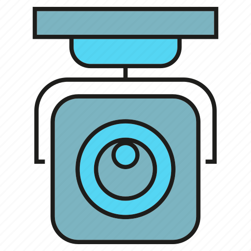 cctv, detection, eletronic, security, surveillance icon