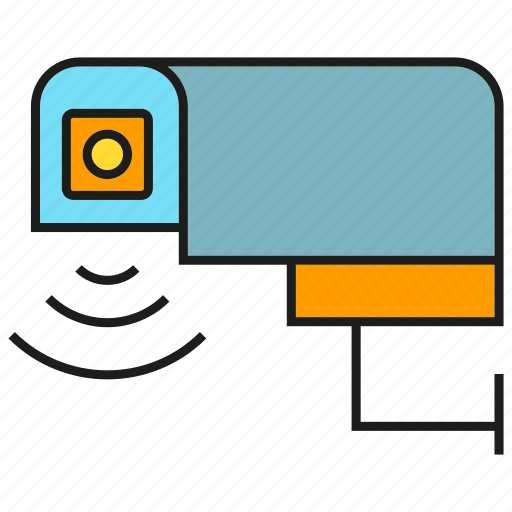 camera, cctv, monitor, security, surveillance icon