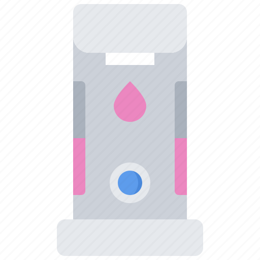 house, internet, liquid, sensor, smart, soap, things icon