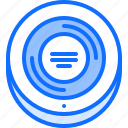 detector, house, internet, smart, smoke, things icon