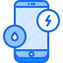 air, electricity, house, humidity, internet, smart, things icon