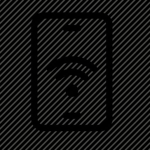 mobile, network, phone, smart, wifi, wireless icon