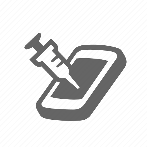 assistance, mend, protective, recovery, repair, service, syringe icon