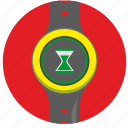 clock, load, loading, smart, ui, watch icon