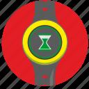 clock, load, loading, smart, ui, watch icon