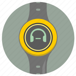 level, minus, smart, sound, volume, watch icon