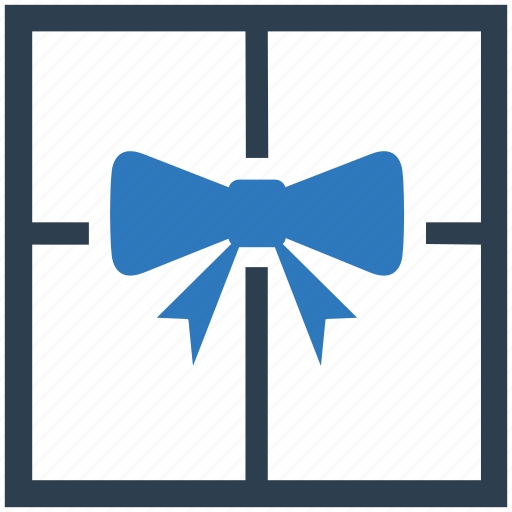 Box, gift, package, decoration, christmas, present icon