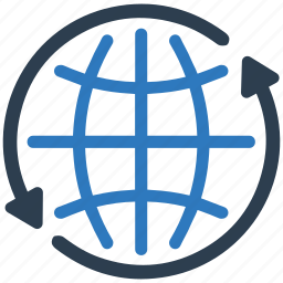 backup, communication, connection, global, internet, network, update icon