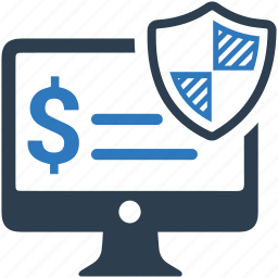 antivirus, data, financial, personal, privacy, protection, security icon