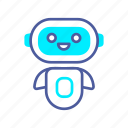 assistant, chatbot, cute, personal, robot, smart, speaker
