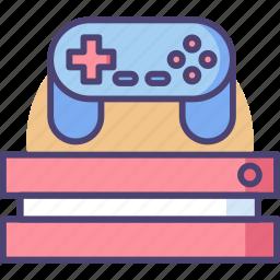 controller, entertainment, fun, game, gaming, joystick, play icon