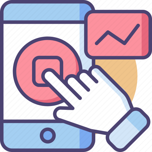 assistance, customer, demand, mobile, request, service, support icon