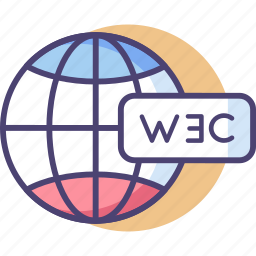 browser, connection, internet, network, online, semantic, web icon