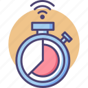 smart, timer, alarm, clock, mobile, stopwatch, time