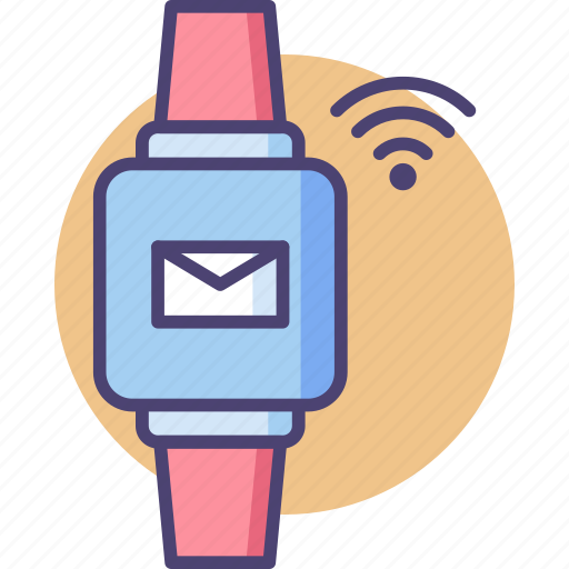 clock, device, mobile, smart, smartphone, time, watch icon