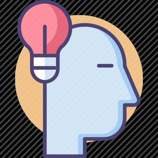 business, driven, idea, innovation, person, profile, user icon
