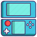 console, handheld, technology icon