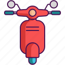 mobility, motorcycle, technology