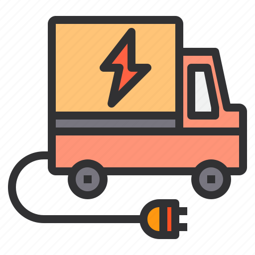 car, electric, electronic, home, smart, technology icon