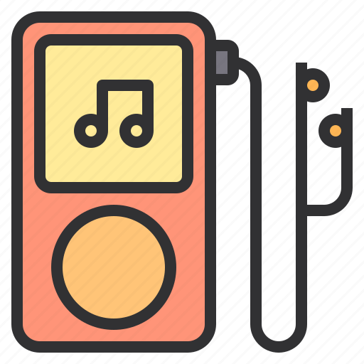 electronic, home, music, player, smart, technology icon