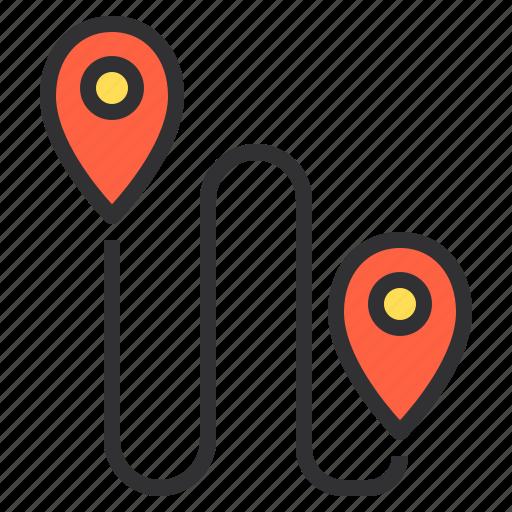electronic, home, navigator, smart, technology icon