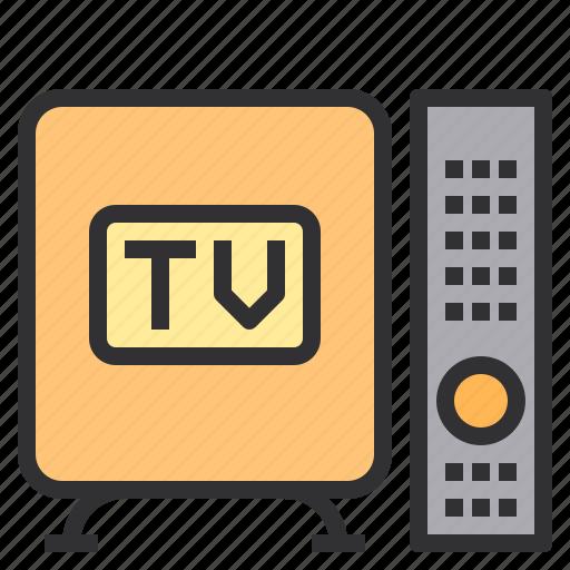 box, electronic, home, smart, technology, tv icon