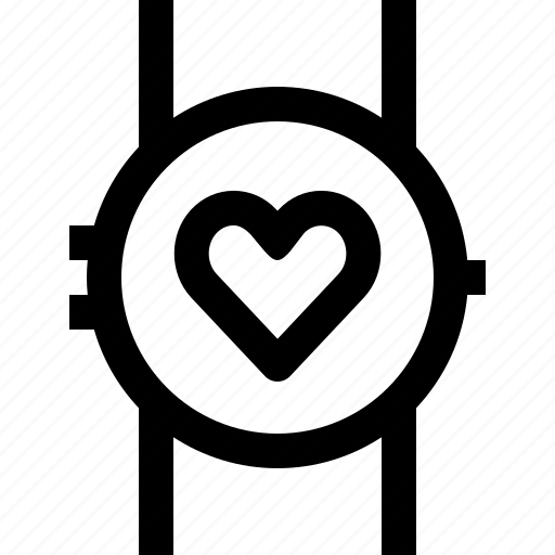 device, healthy, smartwatch, technology, time icon