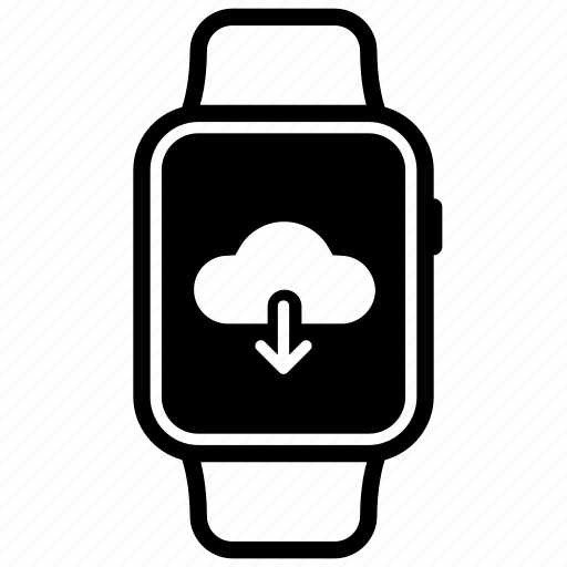 arrow, cloud, document, download, file, save icon