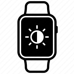adjust, bright, configure, dark, levels, set icon