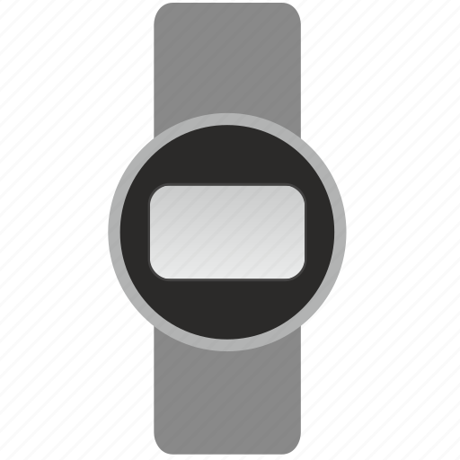 dial, empty, off, power, smart, watches icon
