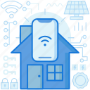 connection, home, house, smarthome, smartphone, wifi, wireless