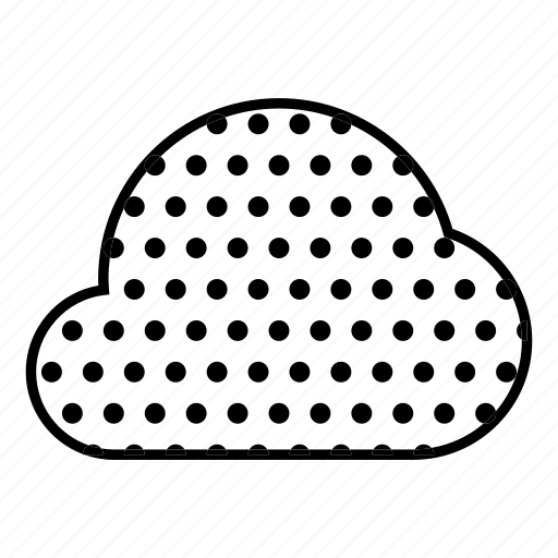 cloud, computer, internet, smarthome, system, tech icon