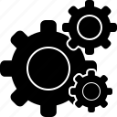 app, settings, technical, tool icon