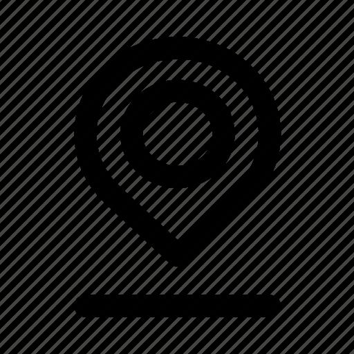 direction, gps, location, map, navigation, smarthphone icon