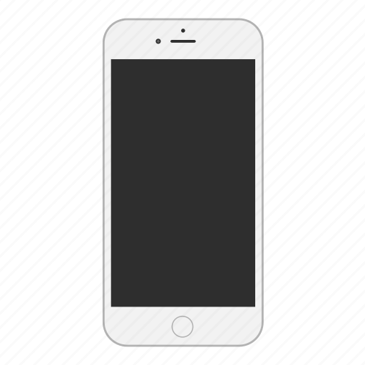 apple, device, iphone, iphone 6, mobile, phone, smartphone icon