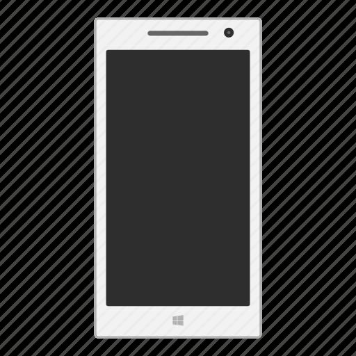 device, mobile, phone, smartphone, telephone, windows icon