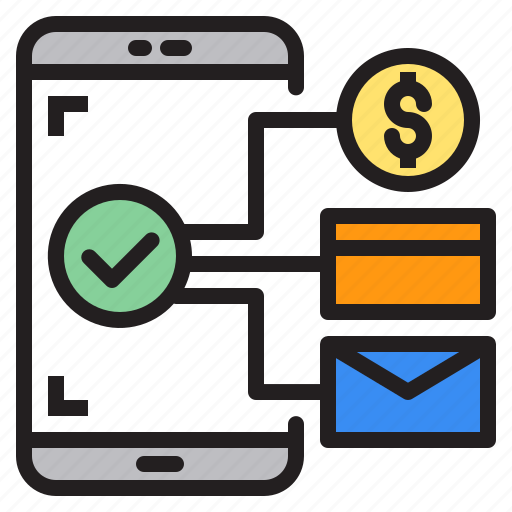 app, application, check, mobile, phone, smartphone icon