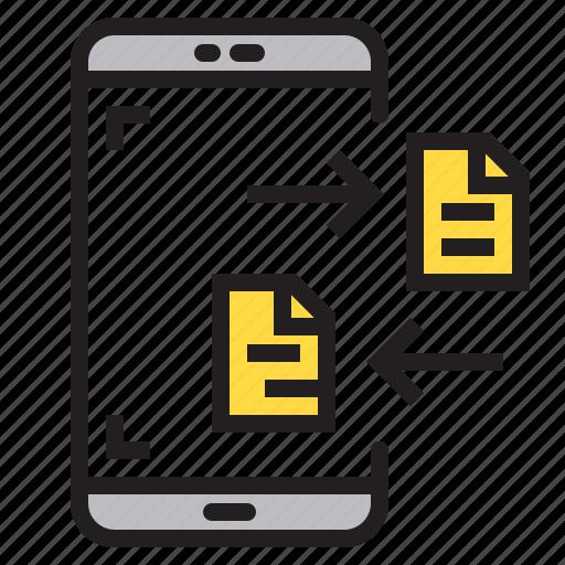 app, application, data, mobile, phone, smartphone icon