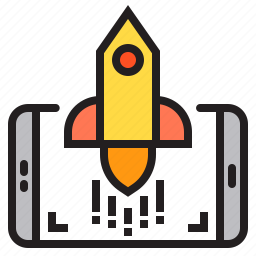 app, application, lunch, mobile, phone, smartphone icon