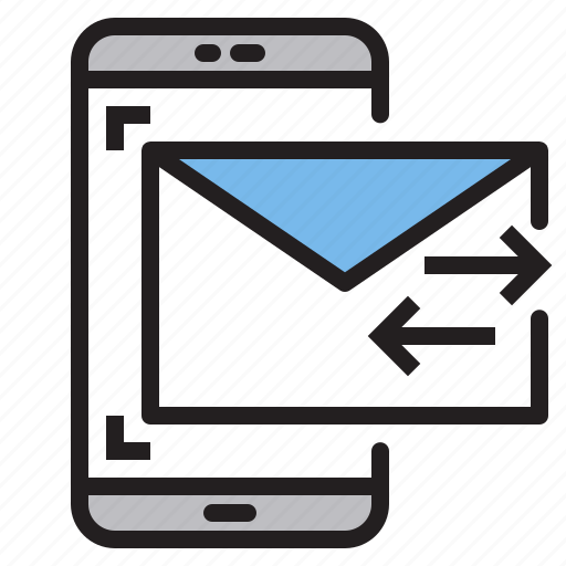 app, application, mail, mobile, phone, smartphone icon