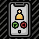 call, phone, smartphone, interface, user, ui